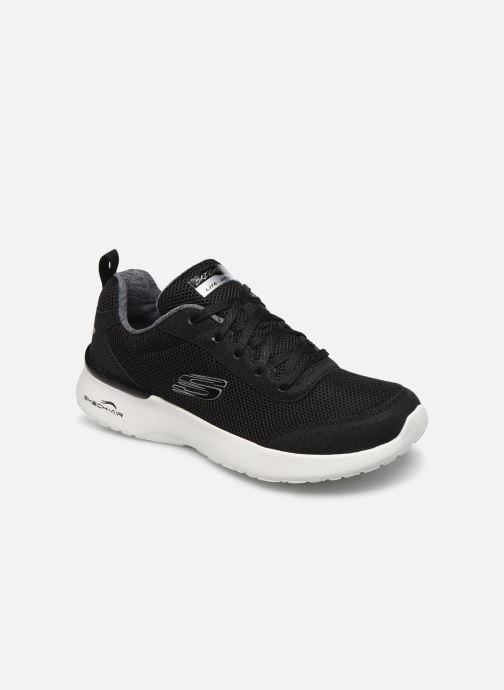 Sneakers Skechers SKECH-AIR DYNAMIGHT FAST BRAKE Nero vedi dettaglio/paio