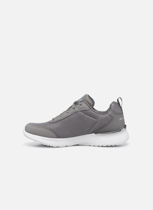 Sneakers Skechers SKECH-AIR DYNAMIGHT FAST BRAKE Grigio immagine frontale