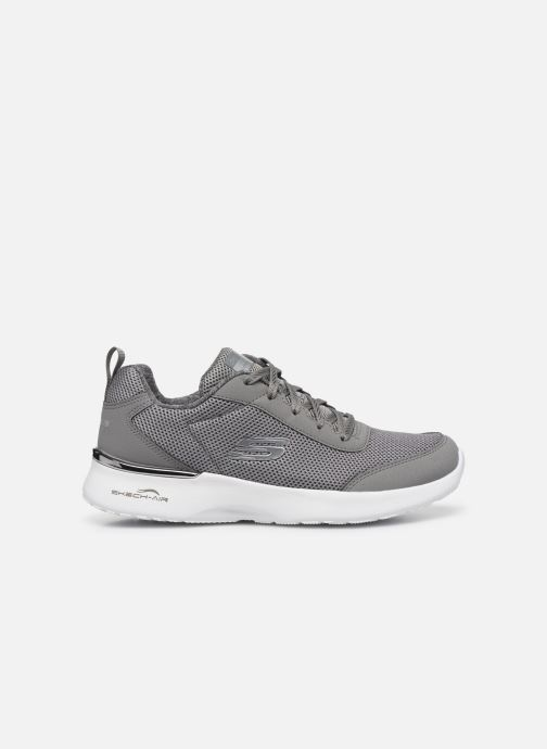 Sneakers Skechers SKECH-AIR DYNAMIGHT FAST BRAKE Grigio immagine posteriore