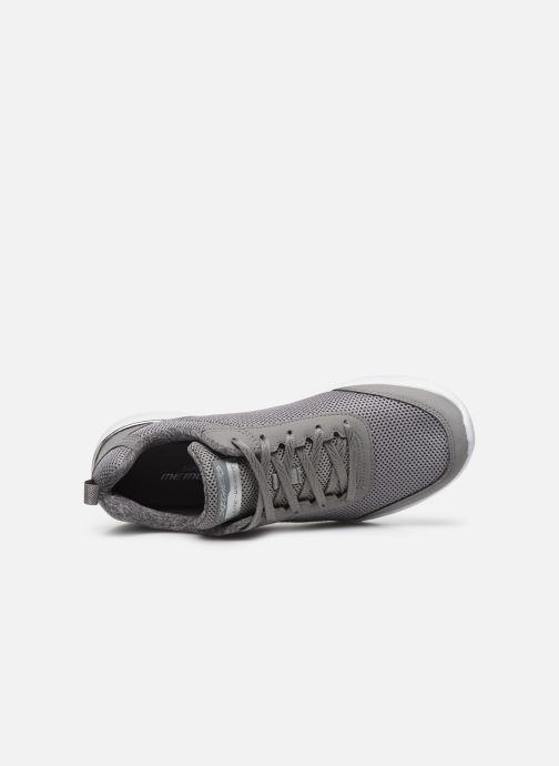 Sneakers Skechers SKECH-AIR DYNAMIGHT FAST BRAKE Grå se fra venstre