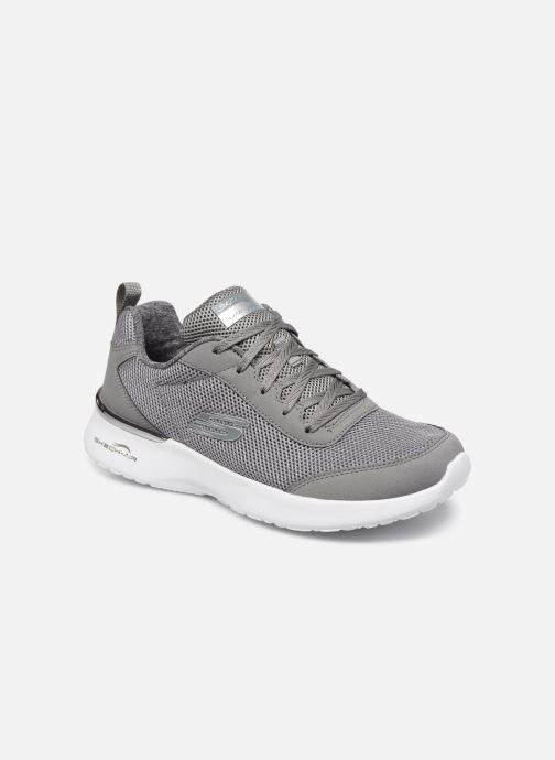 Sneakers Skechers SKECH-AIR DYNAMIGHT FAST BRAKE Grå detaljeret billede af skoene