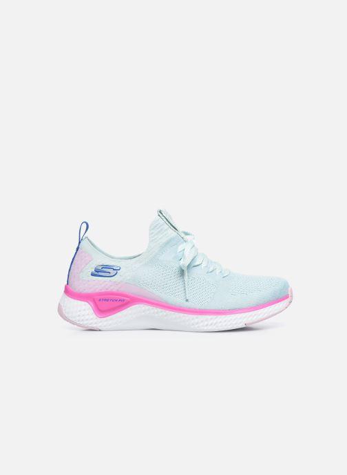Sneakers Skechers SOLAR FUSE W Azzurro immagine posteriore