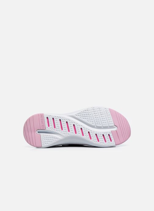 Sneakers Skechers SOLAR FUSE W Azzurro immagine dall'alto