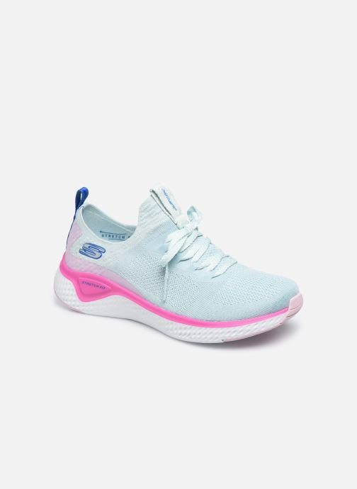 Sneakers Skechers SOLAR FUSE W Azzurro vedi dettaglio/paio