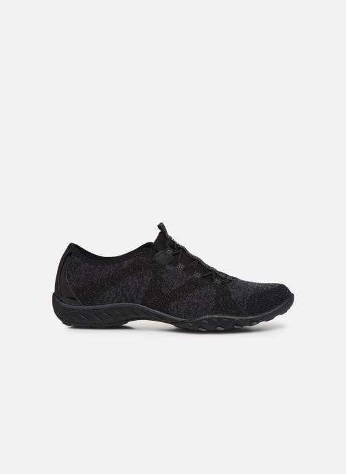Sneakers Skechers BREATHE-EASY OPPORTUKNITY Nero immagine posteriore