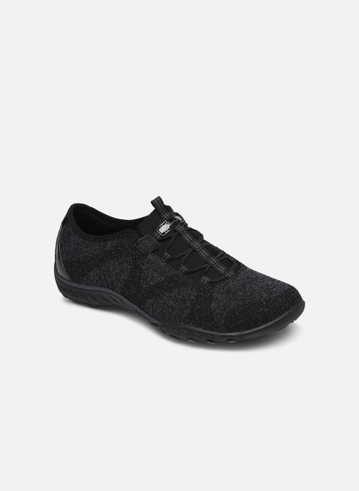 Sneakers Skechers BREATHE-EASY OPPORTUKNITY Nero vedi dettaglio/paio