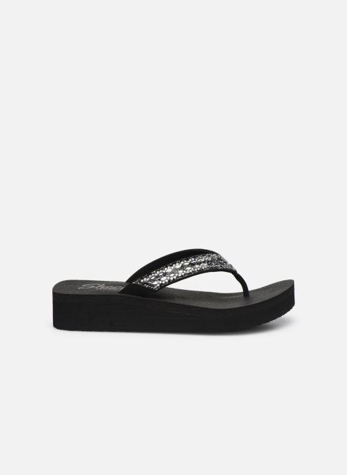 Slippers Skechers VINYASA GLORY DAY Zwart achterkant