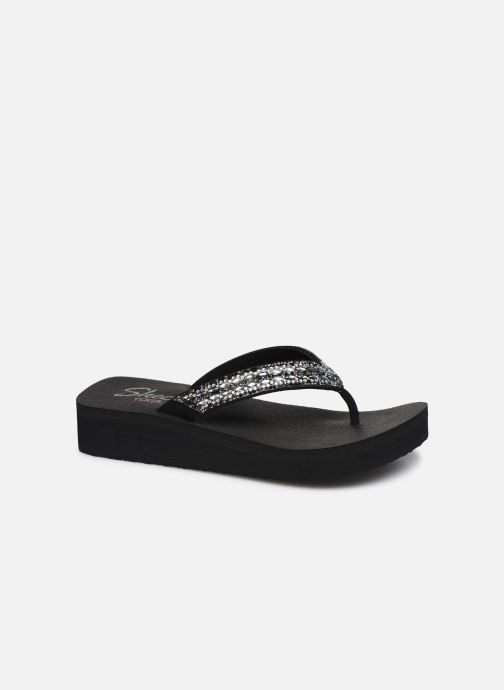 Tongs Skechers VINYASA GLORY DAY Noir vue détail/paire