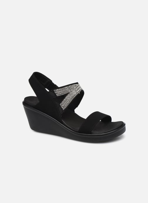 Sandali e scarpe aperte Skechers RUMBLE ON CHART TOPPER Nero vedi dettaglio/paio