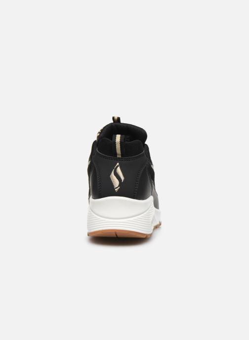 Sneakers Skechers UNO WILD STREETS Nero immagine destra