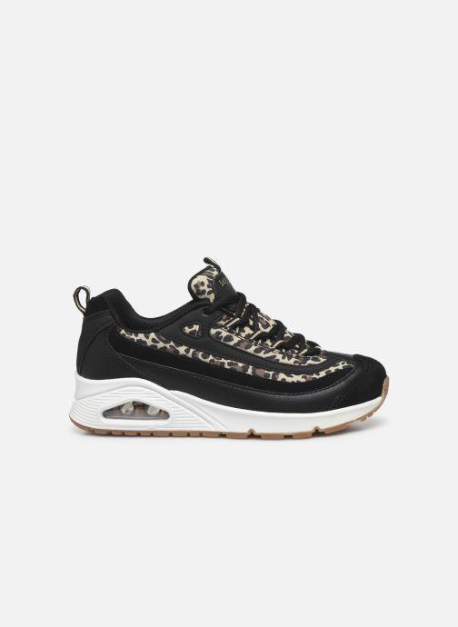 Sneakers Skechers UNO WILD STREETS Nero immagine posteriore