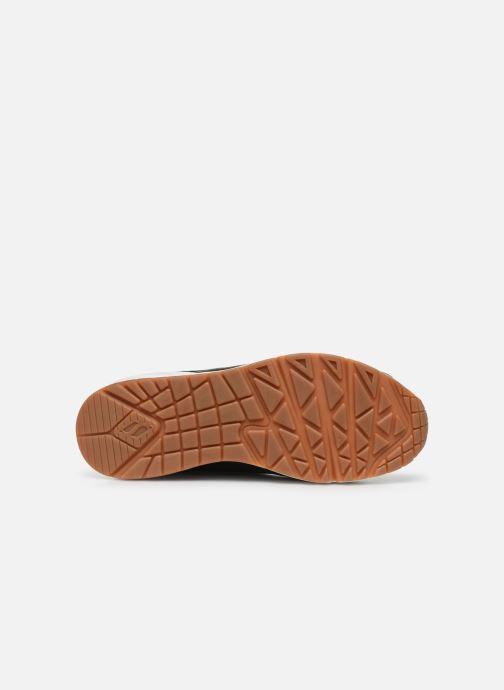 Sneakers Skechers UNO WILD STREETS Nero immagine dall'alto