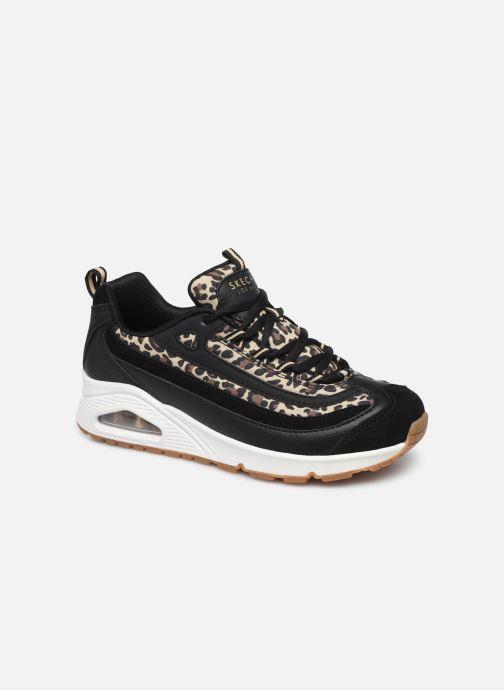 Sneakers Skechers UNO WILD STREETS Nero vedi dettaglio/paio