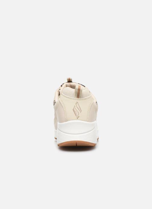 Sneakers Skechers UNO WILD STREETS Bianco immagine destra