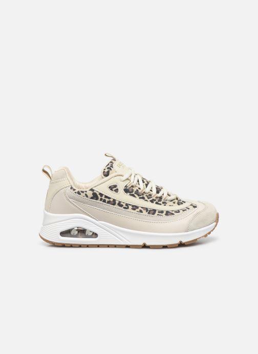 Sneakers Skechers UNO WILD STREETS Bianco immagine posteriore