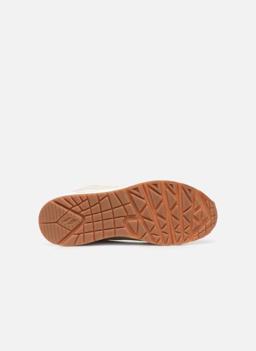 Sneakers Skechers UNO WILD STREETS Bianco immagine dall'alto