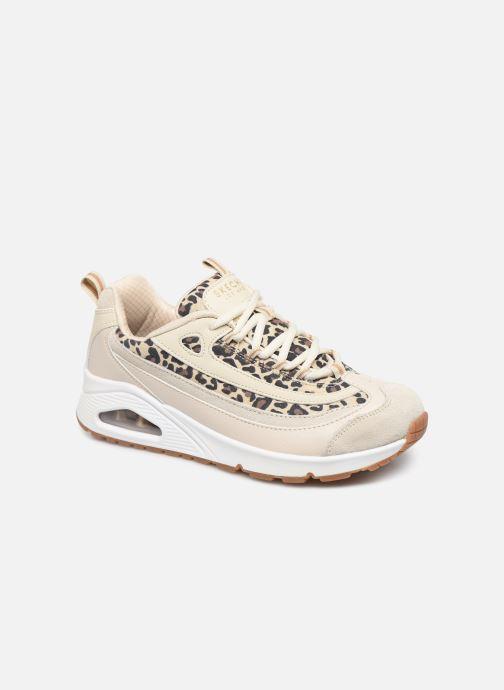 Sneakers Skechers UNO WILD STREETS Wit detail