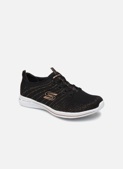 Skechers CITY PRO GLOW ON (schwarz) Sneaker bei Lc2LX