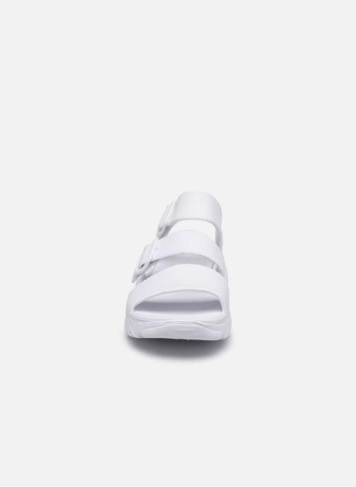 Sandalen Skechers D'LITES 2.0 STYLE ICON Wit model