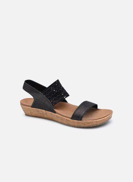Sandalen Skechers BRIE MOST WANTED schwarz detaillierte ansicht/modell