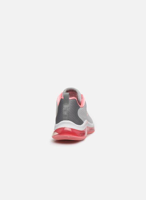 Baskets Skechers SKECH-AIR ELEMENT 2.0 LOOKING FAST Gris vue droite