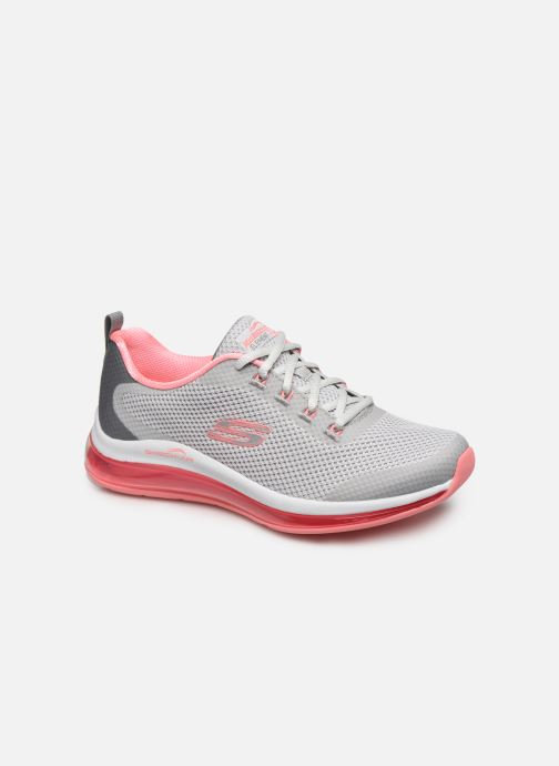 Deportivas Skechers SKECH-AIR ELEMENT 2.0 LOOKING FAST Gris vista de detalle / par