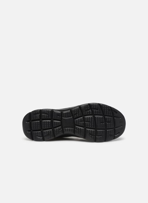 Baskets Skechers SUMMITS FAST ATTRACTION Noir vue haut