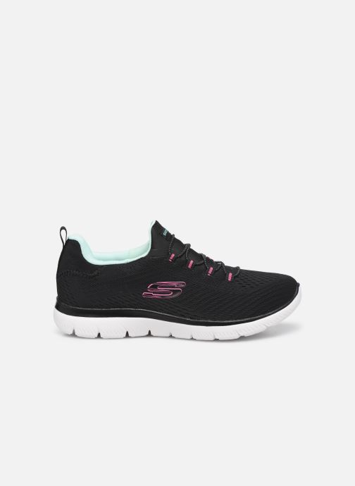 Deportivas Skechers SUMMITS FAST ATTRACTION Negro vistra trasera