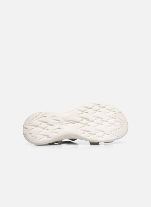 Sandalen Skechers ON-THE-GO 600 grau ansicht von oben
