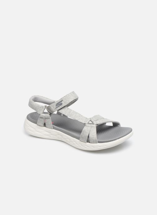 Sandalen Skechers ON-THE-GO 600 grau detaillierte ansicht/modell