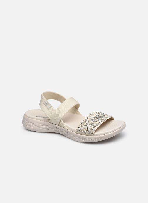 Sandalias Skechers ON-THE-GO 600 Blanco vista de detalle / par