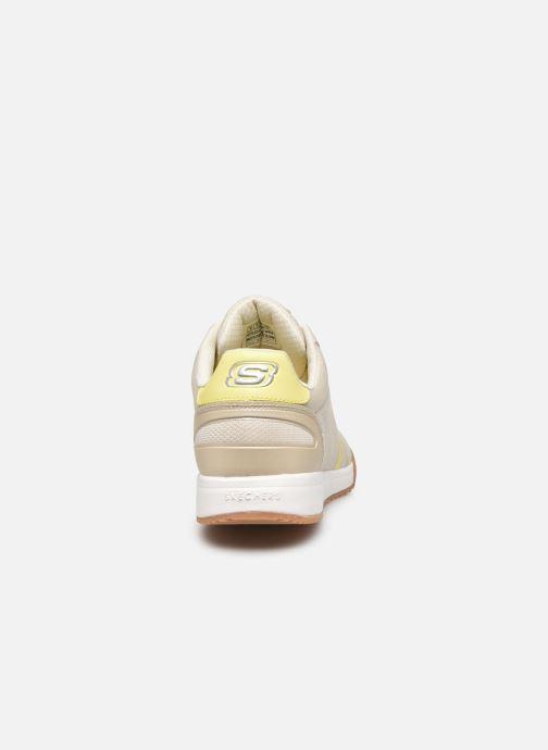 Skechers ZINGER 2.0 PEARLESCENT PATH (Beige) - Baskets chez Sarenza (419710)