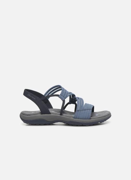 Sandales et nu-pieds Skechers REGGAE SLIM SKECH APPEAL Bleu vue derrière