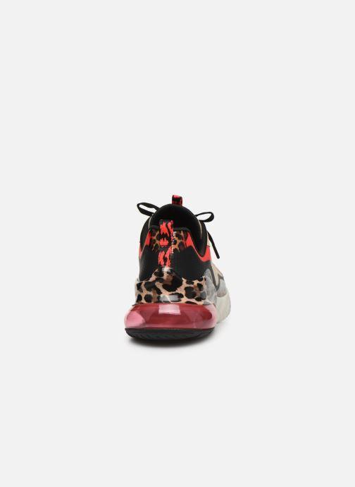 Baskets Skechers SKECH-AIR STRATUS SUPER GALAXY Beige vue droite