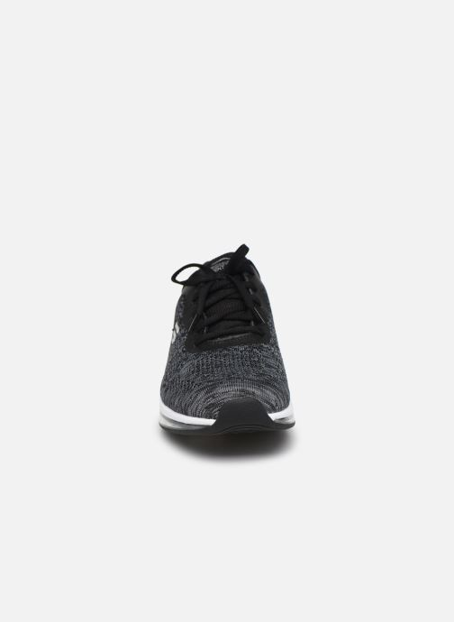 Baskets Skechers SKECH-AIR ELEMENT 2.0 DANCE TALK Noir vue portées chaussures