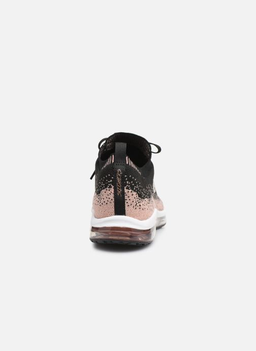 Sneakers Skechers SKECH-AIR ELEMENT SWEET SUNSET Zwart rechts
