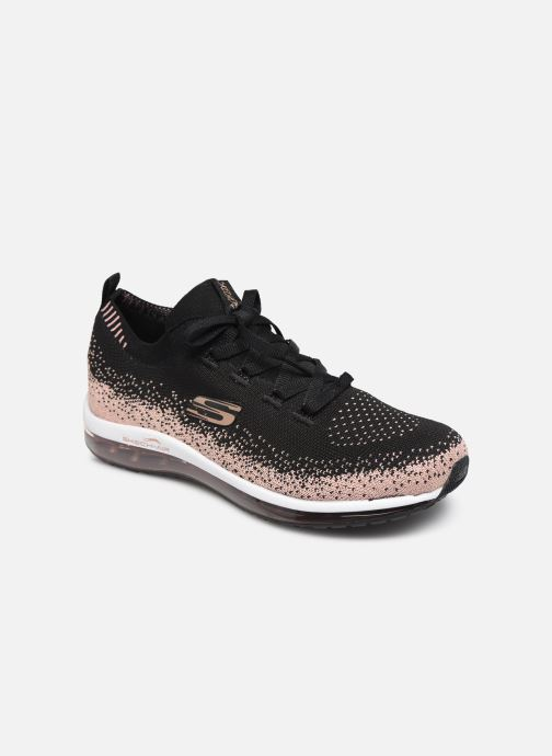Sneakers Skechers SKECH-AIR ELEMENT SWEET SUNSET Zwart detail