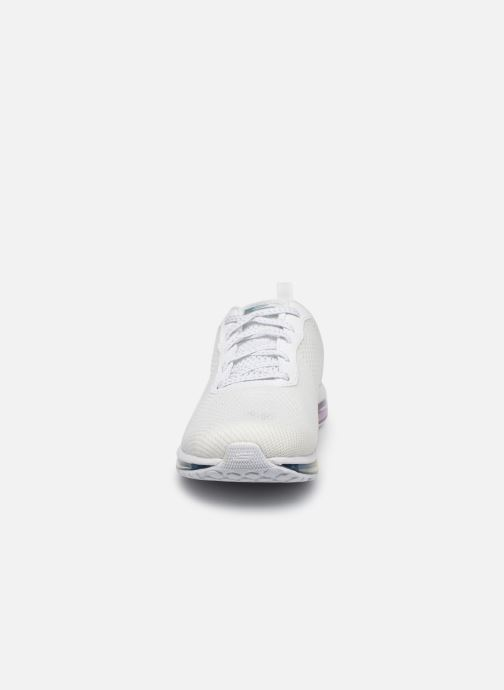 Sneaker Skechers SKECH-AIR ELEMENT PRELUDE weiß schuhe getragen