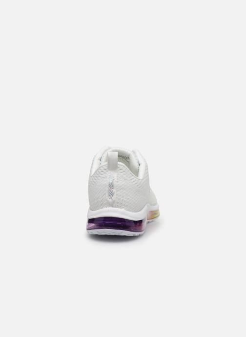 Sneaker Skechers SKECH-AIR ELEMENT PRELUDE weiß ansicht von rechts
