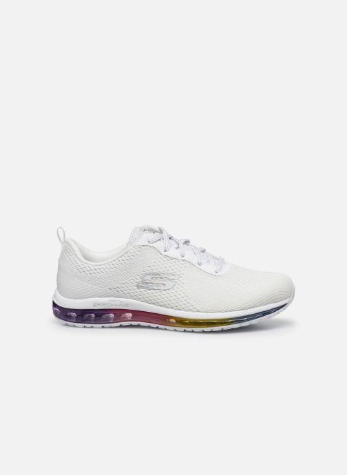 Sneaker Skechers SKECH-AIR ELEMENT PRELUDE weiß ansicht von hinten