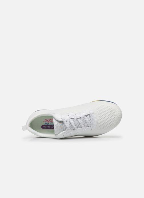 Sneaker Skechers SKECH-AIR ELEMENT PRELUDE weiß ansicht von links