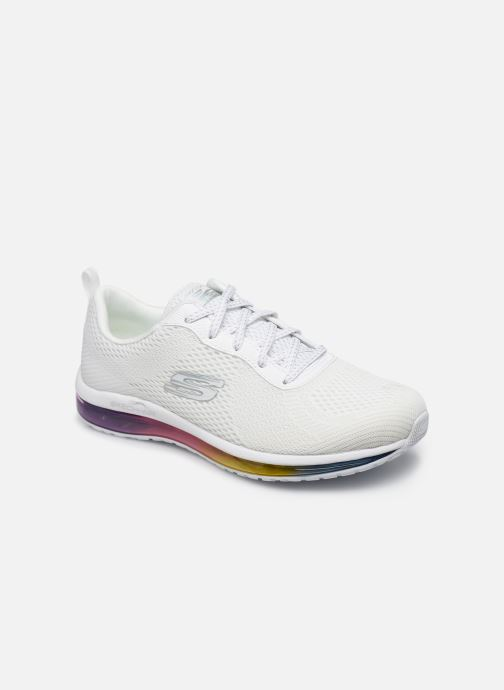 Sneakers Skechers SKECH-AIR ELEMENT PRELUDE Hvid detaljeret billede af skoene