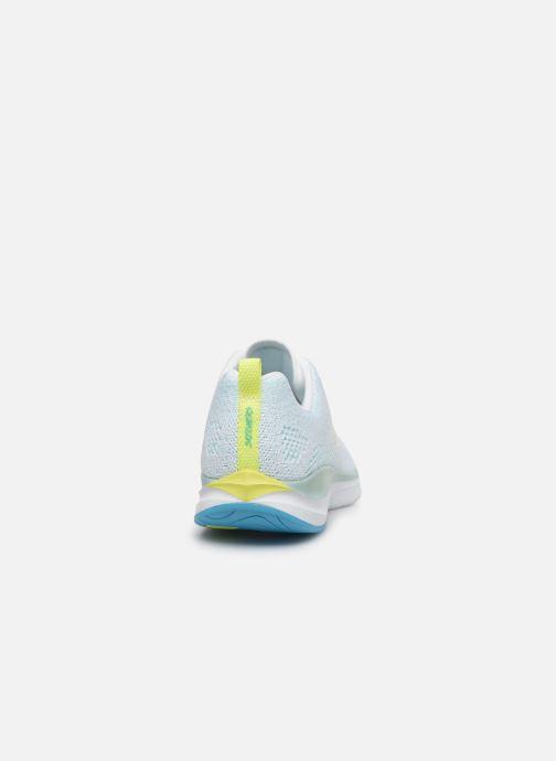 Sneaker Skechers ULTRA GROOVE W blau ansicht von rechts