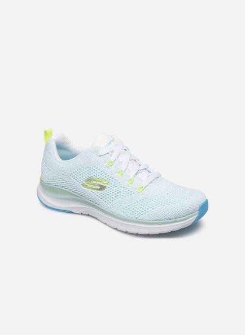 Sneaker Skechers ULTRA GROOVE W blau detaillierte ansicht/modell