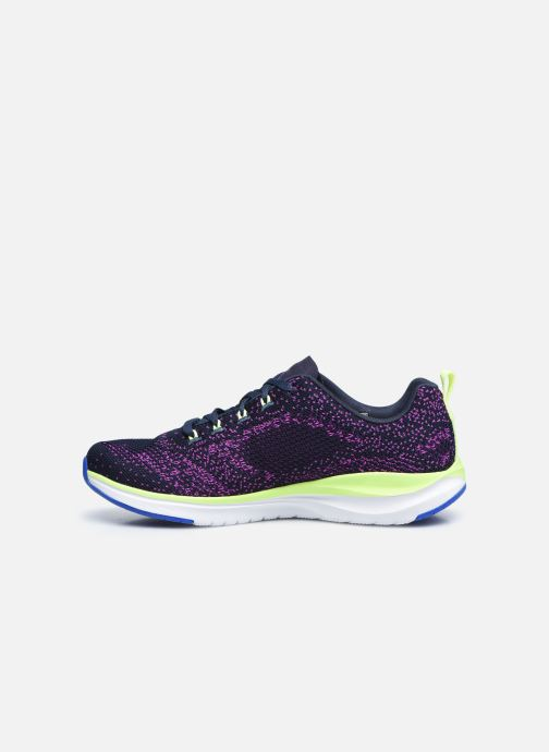 Baskets Skechers ULTRA GROOVE W Violet vue face