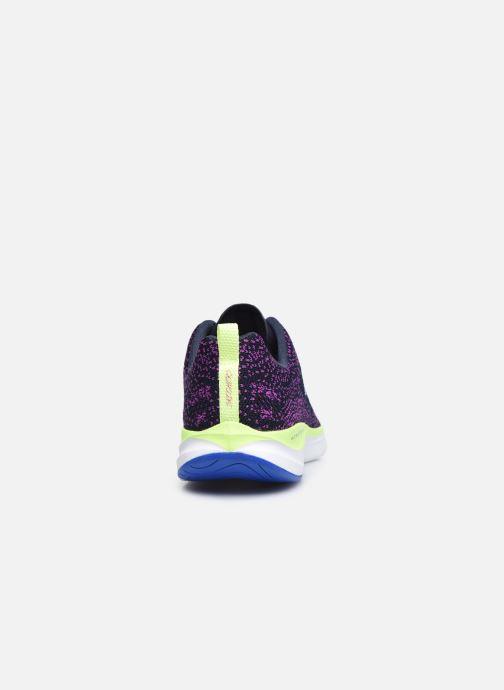 Baskets Skechers ULTRA GROOVE W Violet vue droite