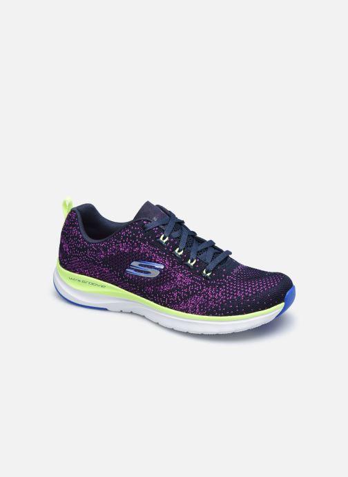 Sneaker Skechers ULTRA GROOVE W lila detaillierte ansicht/modell