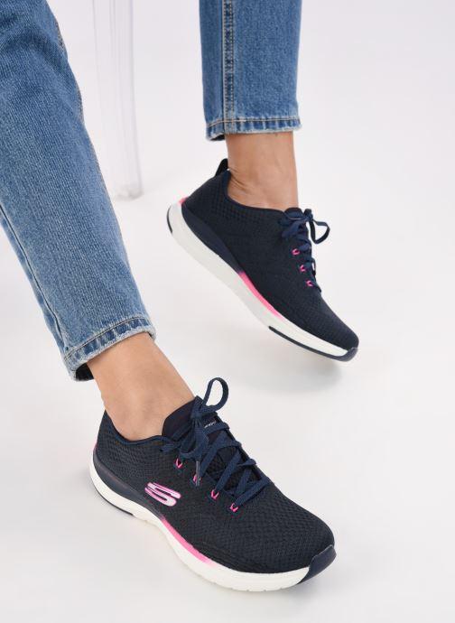 Sneakers Skechers ULTRA GROOVE PURE VISION Blauw onder