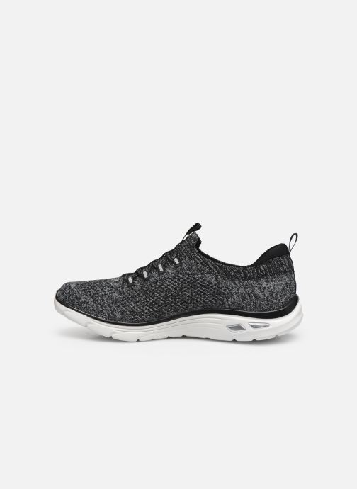 Sneakers Skechers EMPIRE D'LUX SHARP WITTED Nero immagine frontale
