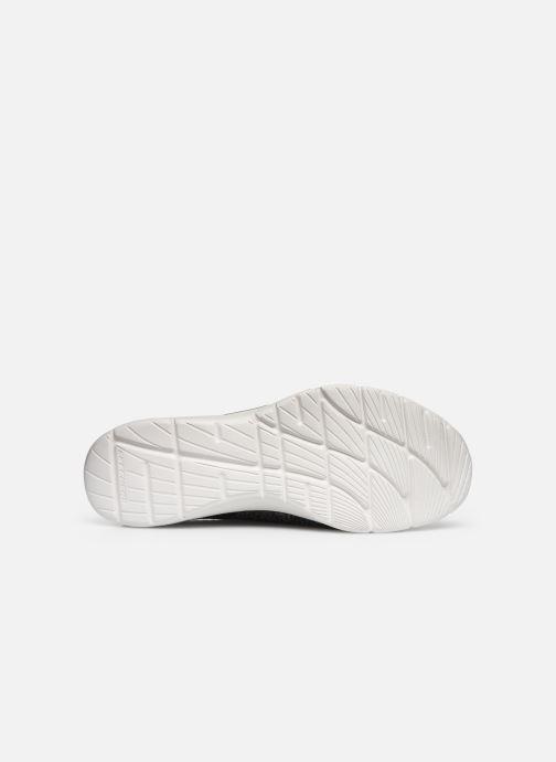 Sneaker Skechers EMPIRE D'LUX SHARP WITTED schwarz ansicht von oben